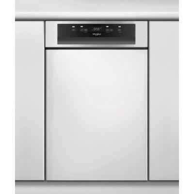 Whirlpool WSBO 3O23 PF X Keskeny beépíthető 6 érzék mosogatógép  45cm 10 teríték A++