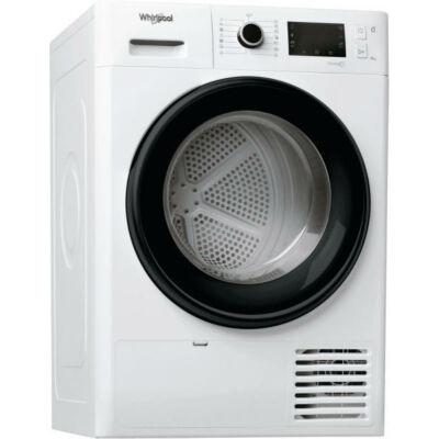 Whirlpool FT M22 8X3B EU fehér 6 érzék hőszivattyús szárítógép nagy kijelzővel 8kg A+++