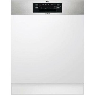 AEG FEE62700PM Kezelőpanelig beépíthető inverteres mosogatógép 60cm 15 teríték A++