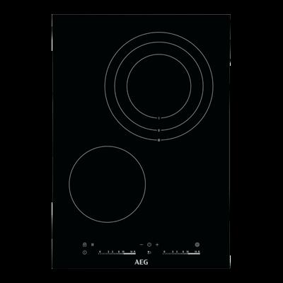 Aeg HC452021EB Beépíthető keret nélküli domino üvegkerámia főzőlap Eco Timer