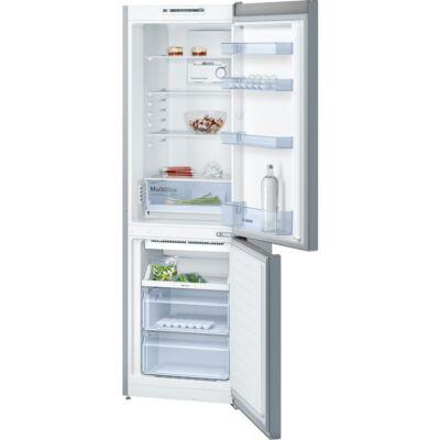 BOSCH KGN36NL3A Fehér kombinált alulfagyasztós hűtőszekrény NO FROST 215/87L A++