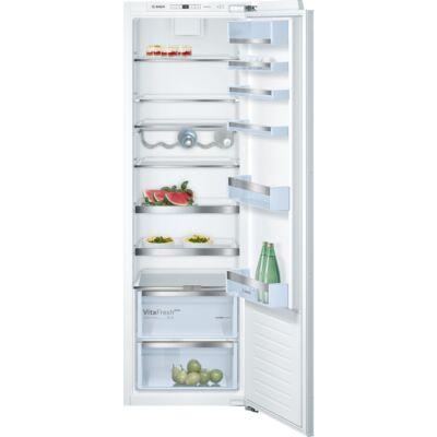 Bosch KIR81AD30  Beépíthető hűtőszekrény fagysztó nélkül TouchControl  319L A++
