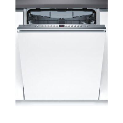 Bosch SMV68MD02E Teljesen beépíthető mosogatógép belső vezérlővel 14 teríték A++