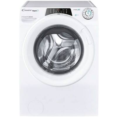 Candy RO4 1274DWME/1-S keskeny elöltöltős mosógép smart ring kijelzővel 7kg A+++