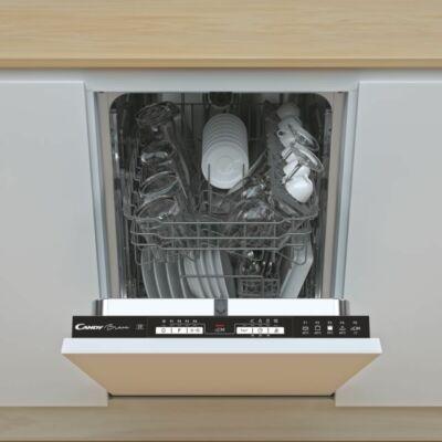 Candy CDIH 1L949 45cm 9 terítékes beépíthető mosogatógép