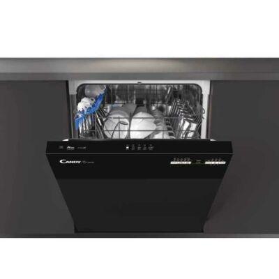 Candy CDSN 1L380PB 13 terítékes 60cm beépíthető mosogatógép