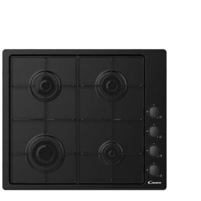 Candy CHW6LBB fekete beépíthető gáz főzőlap