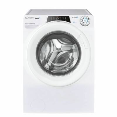 Candy RO 1486DWME/1-S elöltöltős mosógép smart ring kijelzővel gőz funkcióval 8kg A+++