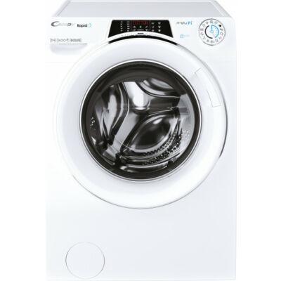 Candy RO 14116DWMCE/1-S elöltöltős mosógép smart ring kijelzővel gőz funkcióval 11kg A+++