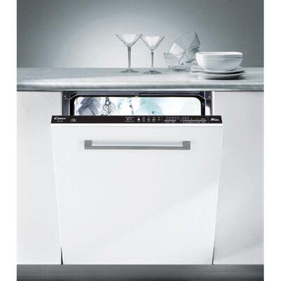 Candy CDI 2DS523 Teljesen beépíthető mosogatógép digitális kijelzővel 15 terítékes A++