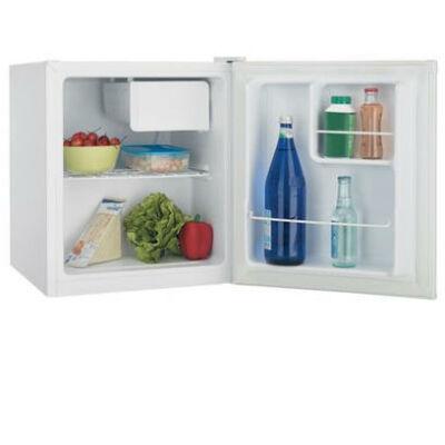 Candy CFO 050 E fehér Egyajtós hűtőszekrény fagyasztóval 38/5 literes A+