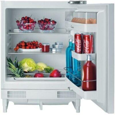 Candy CRU 160E Beépíthető egyajtós hűtőszekrény fagyasztó nélkül 135L A+ energiaosztály