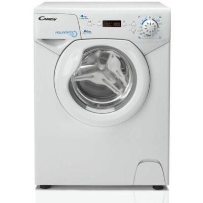 Candy AQUA 1142DE/2-S Aquamatic keskeny elöltöltős mosógép 45cm 4kg A+