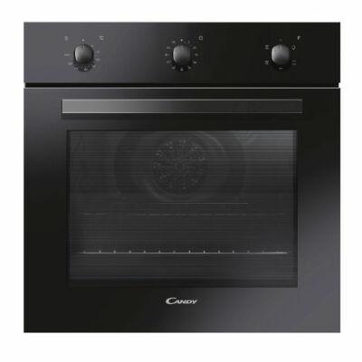 Candy FCP 502 N beépíthető fekete elektromos sütő