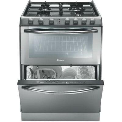 Candy TRIO 9501/1 X Kombinált tűzhely és mosogatógép egyben