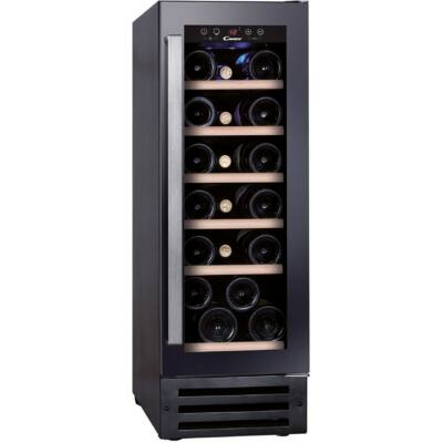 Candy CCVB 30 beépíthető 19 palackos borhűtő