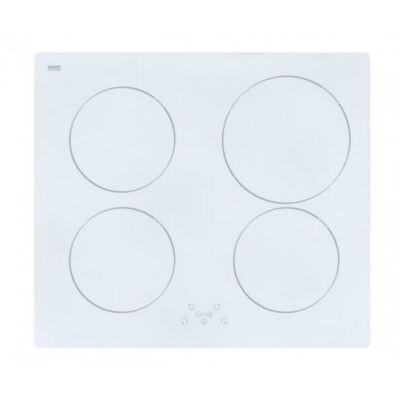 CATA IB 604 WH Beépíthető fehér indukciós üvegkerámia főzőlap időzítővel 60cm