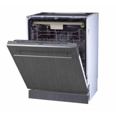 CATA LVI 60014 Teljesen beépíthető mosogatógép 60cm széles 14 teríték A++