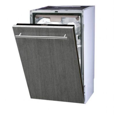 CATALVI 45009 Teljesen beépíthető keskeny mosogatógép 45cm 10 teríték A++