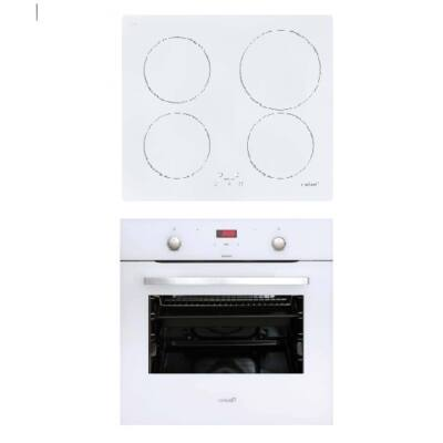 CATA MD 7010 WH - IB 604 WH indukciós fehér szett elektromos sütővel