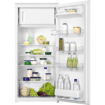 Zanussi ZBA22422SA Beépíthető hűtőszekrény fagyasztóval 173/14L A+