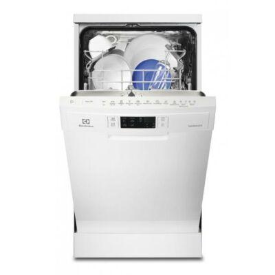 Electrolux ESF4513LOW Keskeny fehér mosogatógép A+ 45 cm 9 teríték