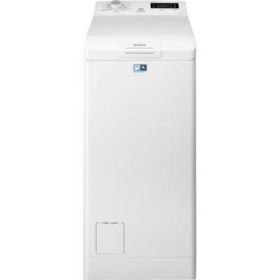 Electrolux EWT1276ELW Felültöltős mosógép lágy ajtónyitás hangjelzéssel 7kg A+++