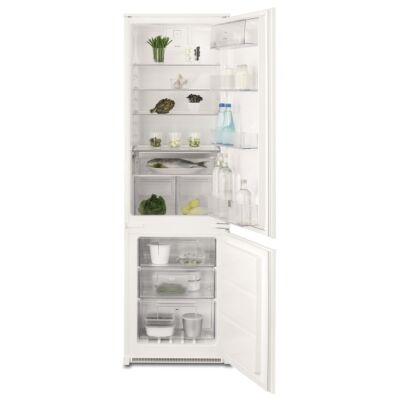 ELECTROLUX ENN2812COW Beépíthető kombinált hűtő / fagyasztó