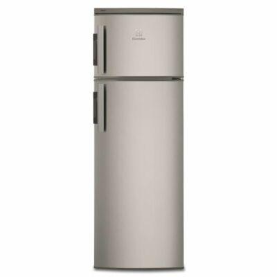 ELECTROLUX EJ2801AOX2 Inox felülfagyasztós kombinált hűtőszekrény 215/50L A+