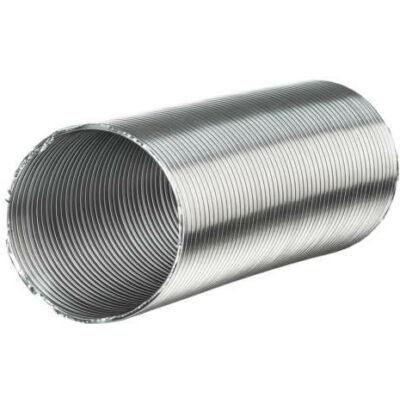 Alumínium flexibilis cső 100 mm (1-5 fm)