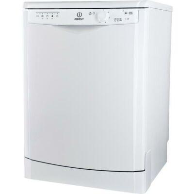 INDESIT DFG 15B1 A EU Fehér mosogatógép LED kijelzővel gyorsprogram 13 teríték A+