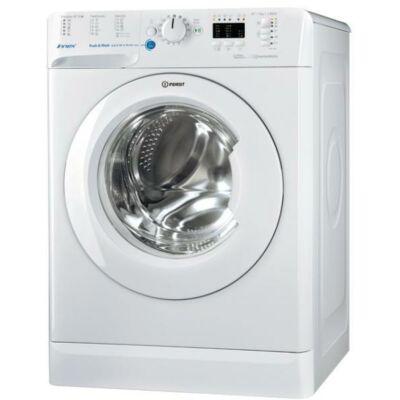 Indesit BWA 71283X W EU inverteres elöltöltős mosógép digitális kijelzővel 54cm 7kg A+++