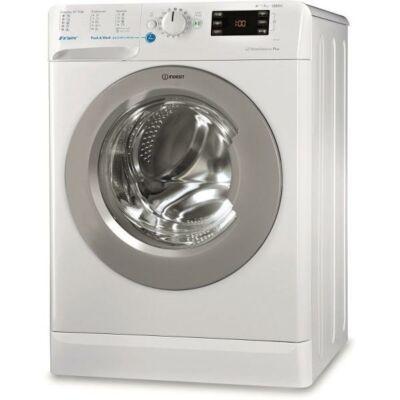 Indesit IBWE 71253X WSSS EU  elöltöltős mosógép digitális kijelzővel 54cm mély 7kg A+++