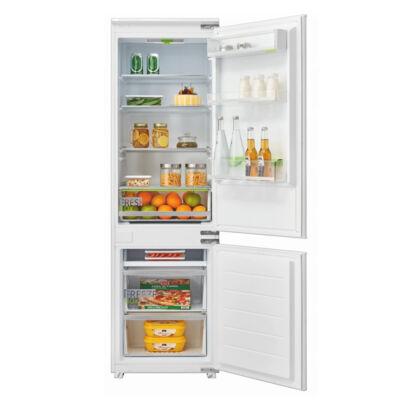 MIDEA HD-358RN.BI - Premium beépíthető alulfagyasztós hűtőszekrény A+
