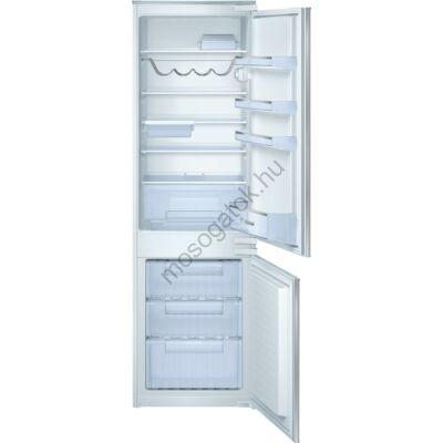 Bosch KIV34X20 Beépíthető kombinált alulfagyasztós hűtőszekrény 199/68L A+