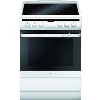 Amica 54033 Fehér Elektromos Kerámialapos Tűzhely 60cm