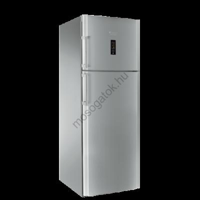 HOTPOINT ARISTON ENXTYH 19322 FWL Inox felülfagyasztós hűtőszekrény no frost 362/11L A++