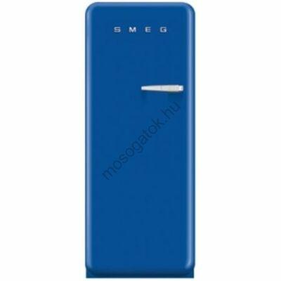 Smeg FAB28LBL1 retro egyajtós hűtőszekrény fagyasztóval kék balos 222/26L A+
