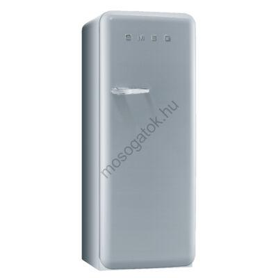 Smeg FAB28RX1 retro egyajtós hűtőszekrény fagyasztóval szürke jobbos 222/26L A+