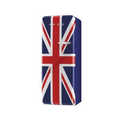 Smeg FAB28LUJ1 retro hűtőszekrény-angol zászlós