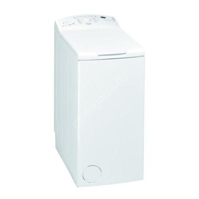 WHIRLPOOL AWE 66710  6 érzék felültöltős mosógép LED kijelzővel 6kg A+++