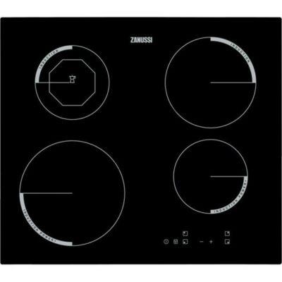 ZANUSSI ZEI6840FBA Beépíthető fekete indukciós főzőlap gyerekzárral