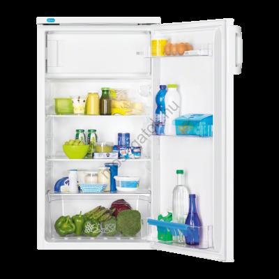 ZANUSSI ZRA17800WA Fehér egyajtós hűtőszekrény fagyasztóval 166/16L A+